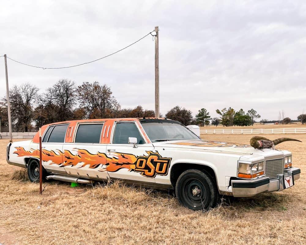 Oklahoma - Hennessey - OSU Limo