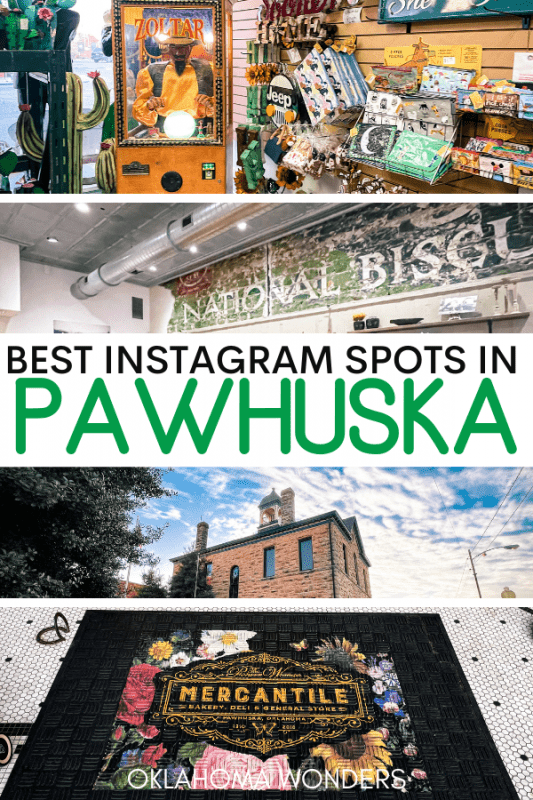 Best Photography Spots in Pawhuska, Ok