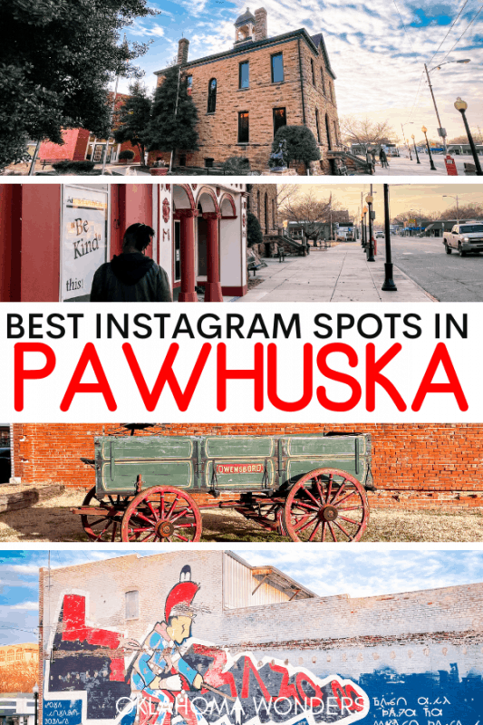 Instagrammable Places in Pawhuska, Ok