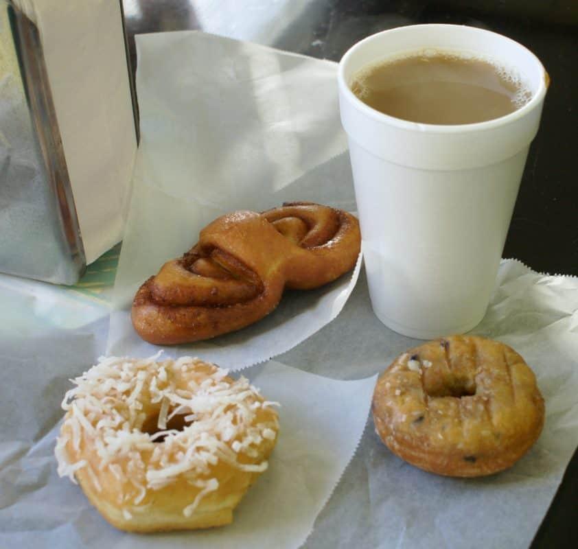 Arkansas - What to Eat in Arkansas - Potato Doughnuts