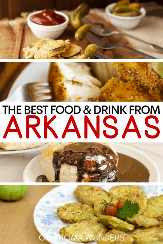 What to Eat in Arkansas - The Best Arkansas Food and Drink
