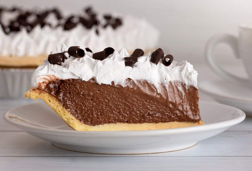 Arkansas - Arkansas Desserts - Possum Pie