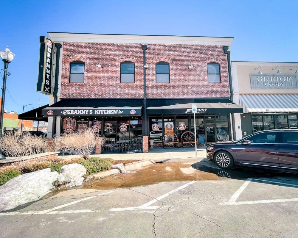 Oklahoma - Stillwater - Granny's Kitchen