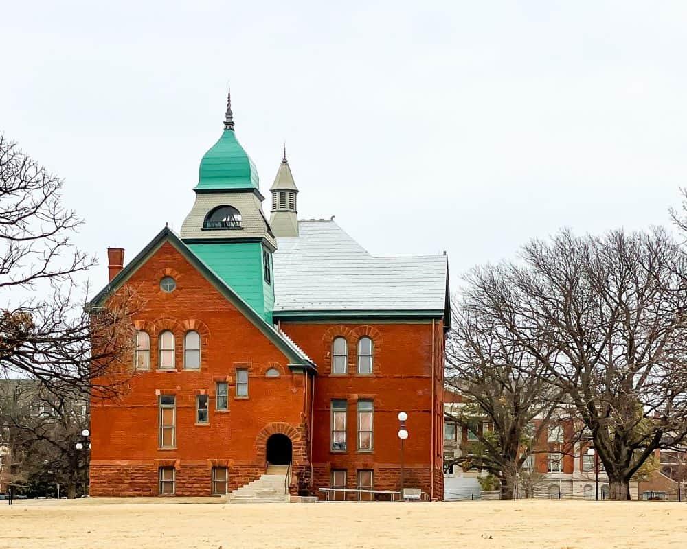 Oklahoma - Stillwater - OSU Campus - Old Central