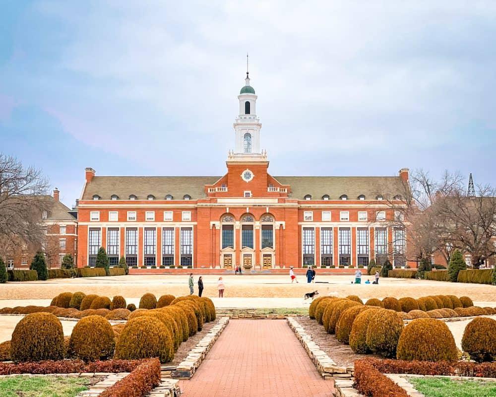 Oklahoma - Stillwater - Oklahoma State University Campus