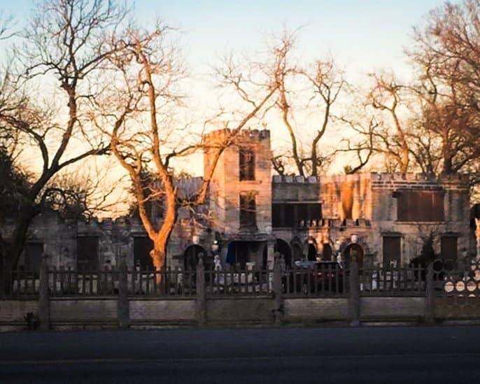 Texas - Santa Fe - Pignataro Castle