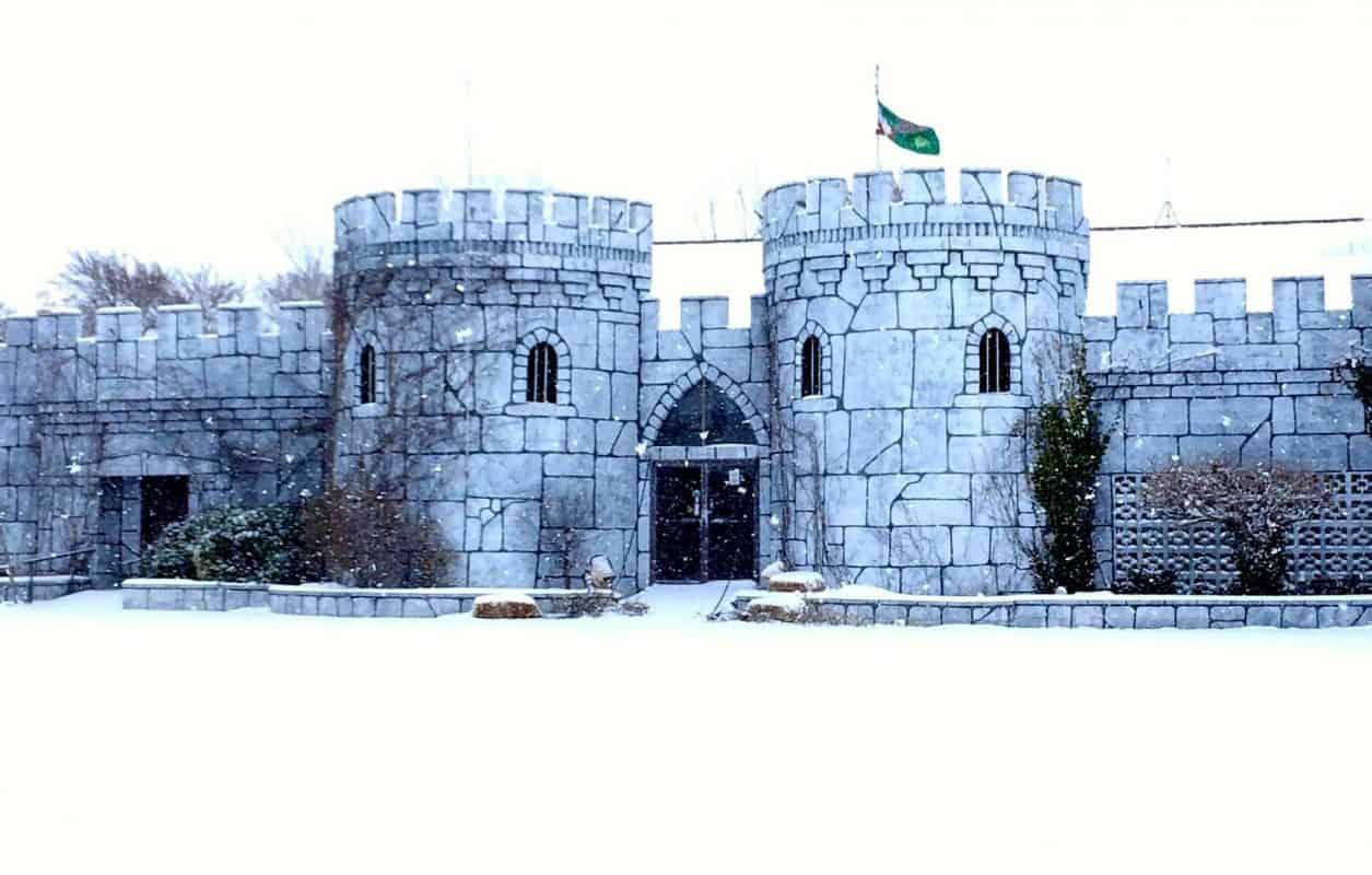 Oklahoma - Castle Muskogee