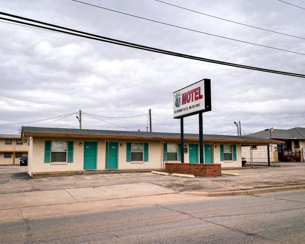 Oklahoma - Stillwater - Motel 51