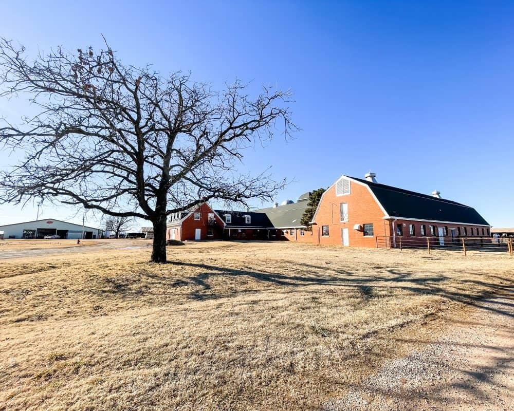 Oklahoma - Stillwater - OSU Dairy Center