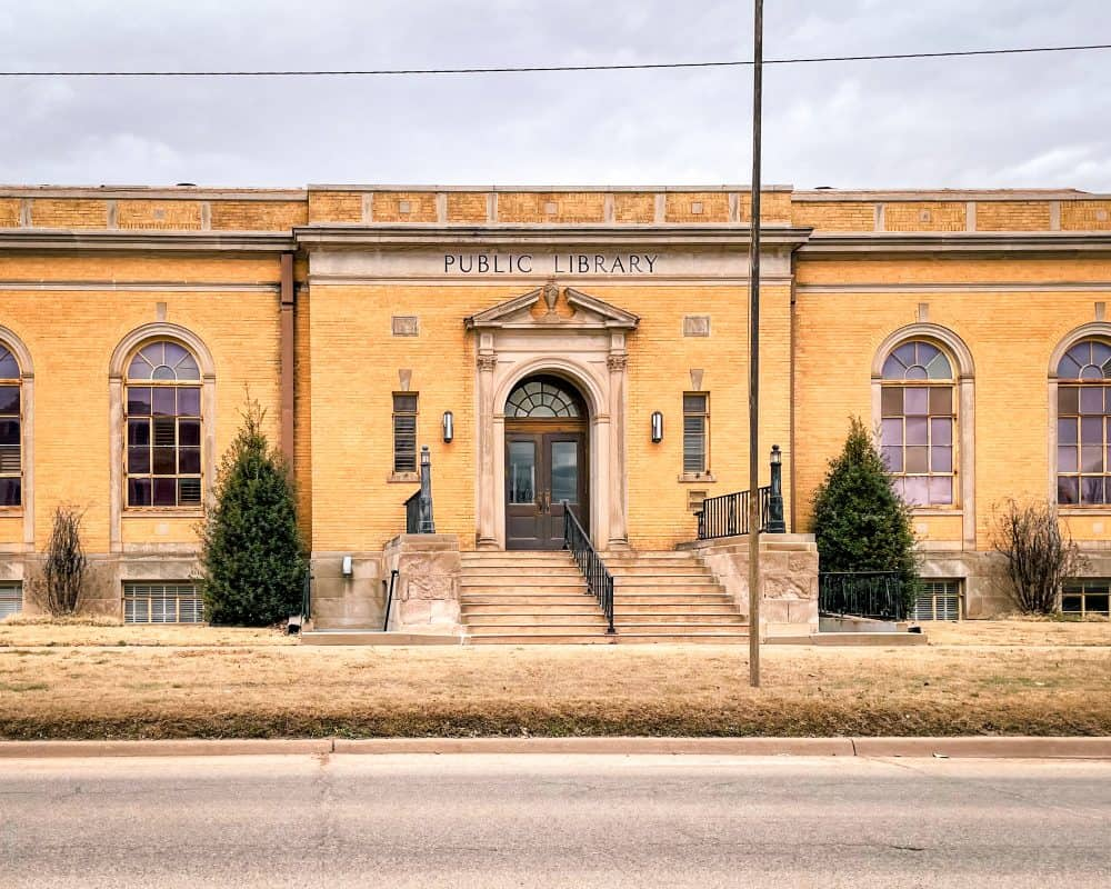 Oklahoma - Stillwater - Public Library
