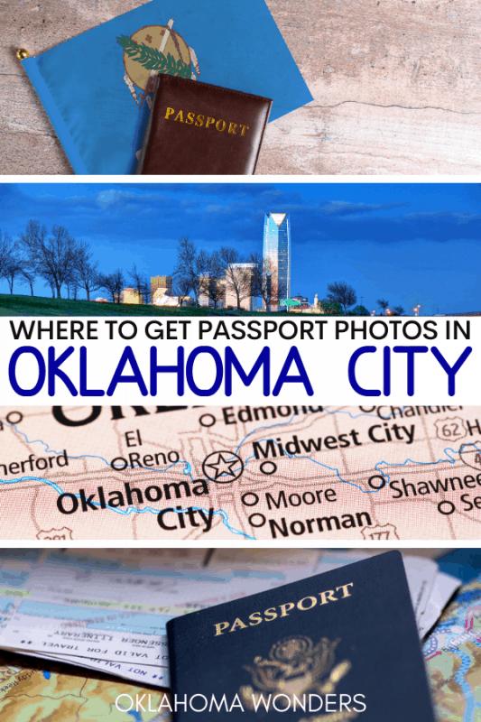 5 Places to Get Passport Photos in Oklahoma City, Oklahoma