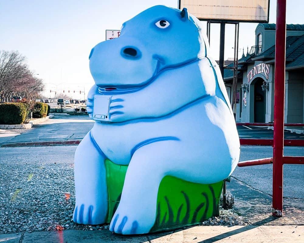 Oklahoma - Edmond - Hippo