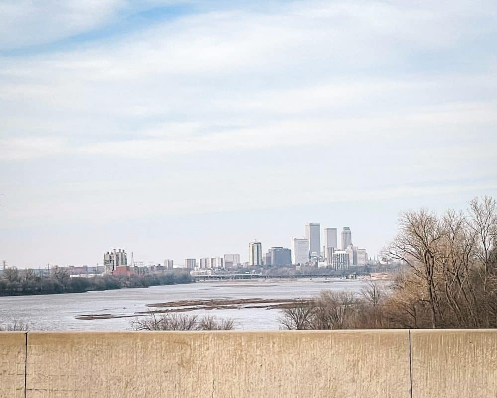 Oklahoma - Tulsa - Tulsa Skyline
