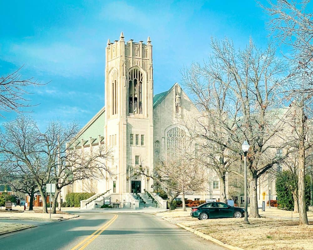 Oklahoma - Norman - McFarlin Church