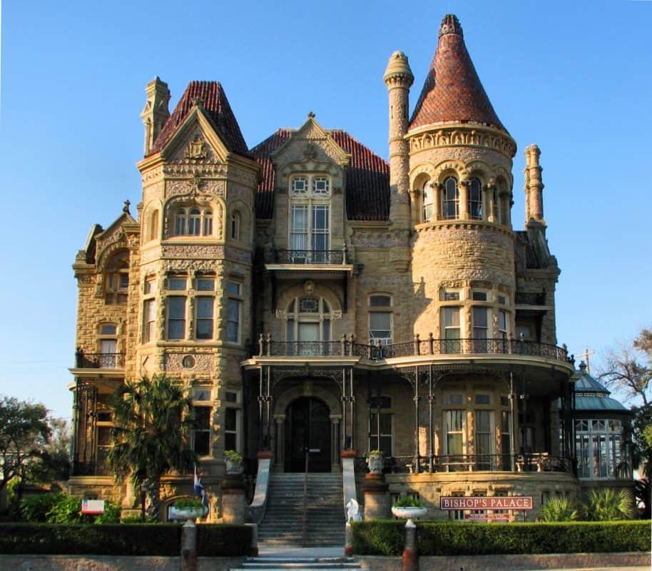 Texas - Galveston - Bishop's Palace