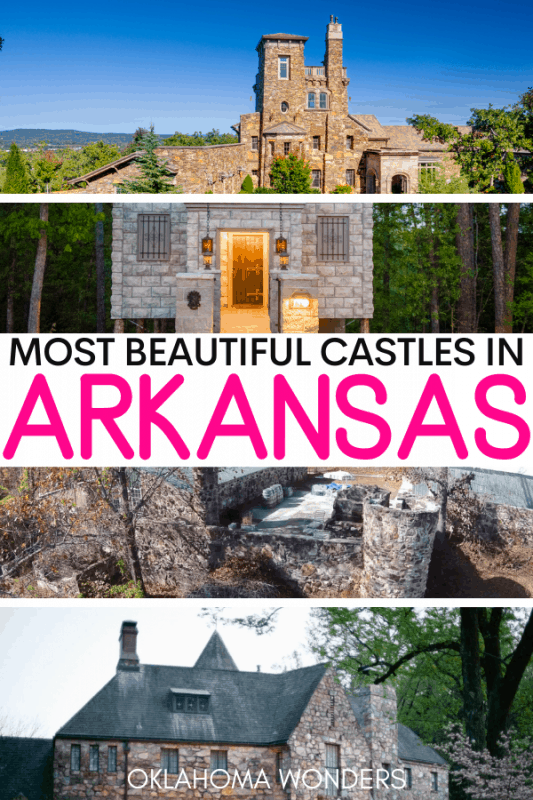 Best Arkansas Castles