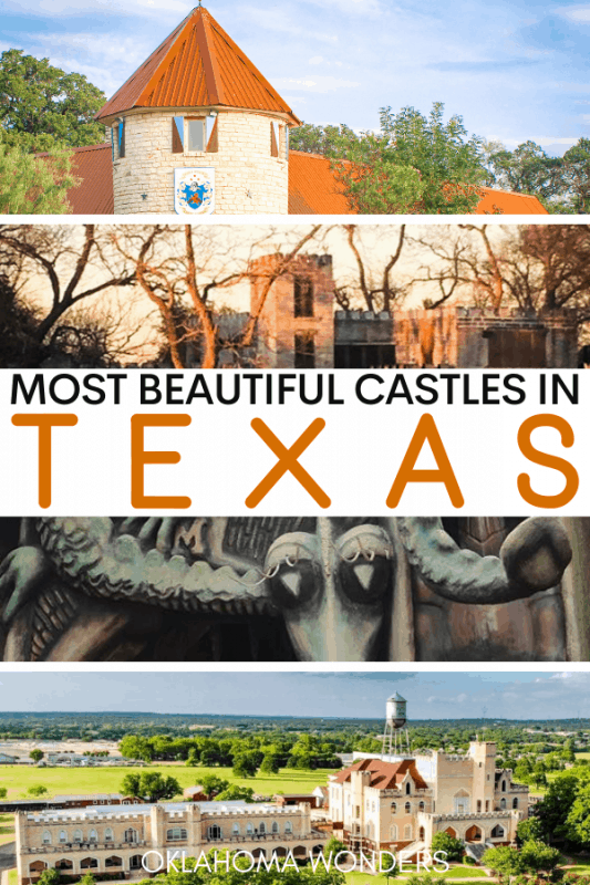 Best Texas Castles