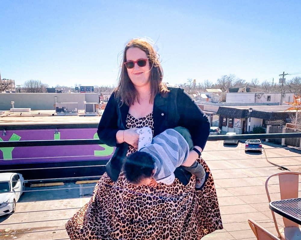 Oklahoma - Stillwater - Jordan and Stephanie at Coney's