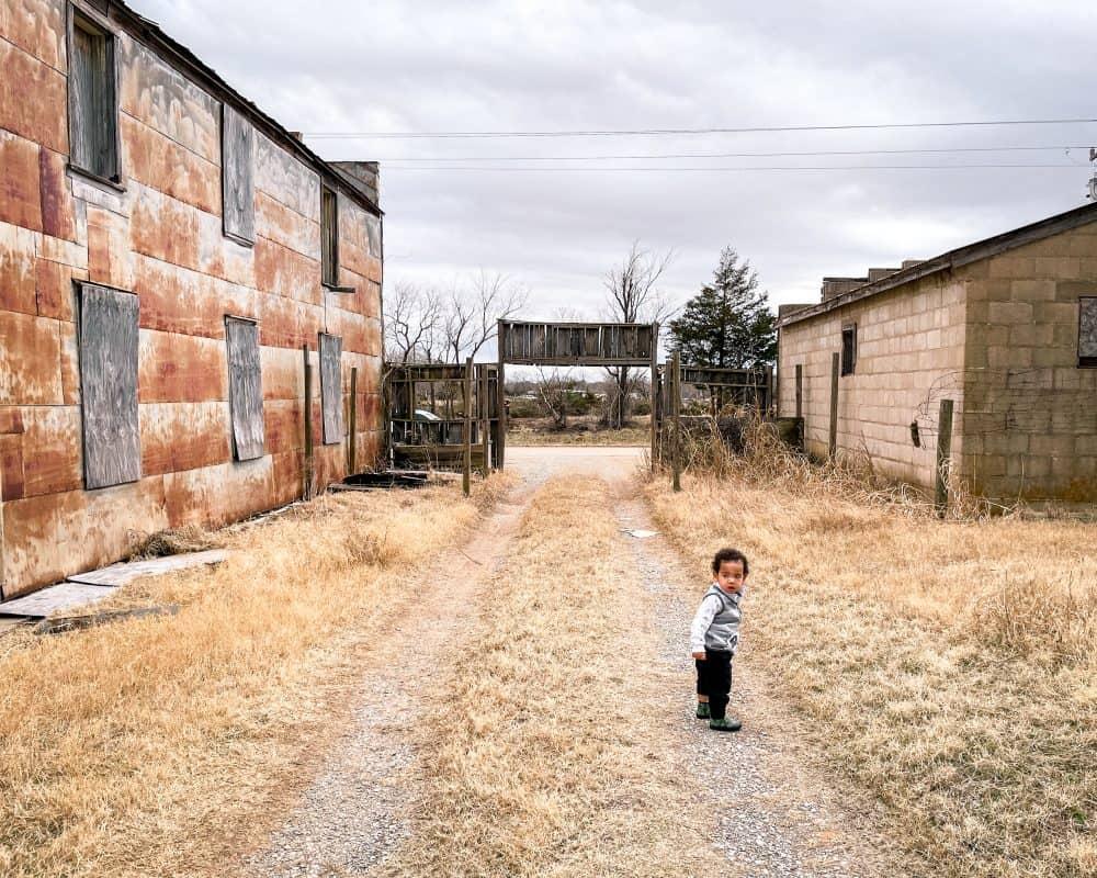 Oklahoma - Ingalls - Jordan