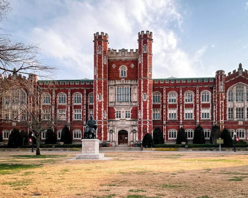 Oklahoma - Norman - The University of Oklahoma