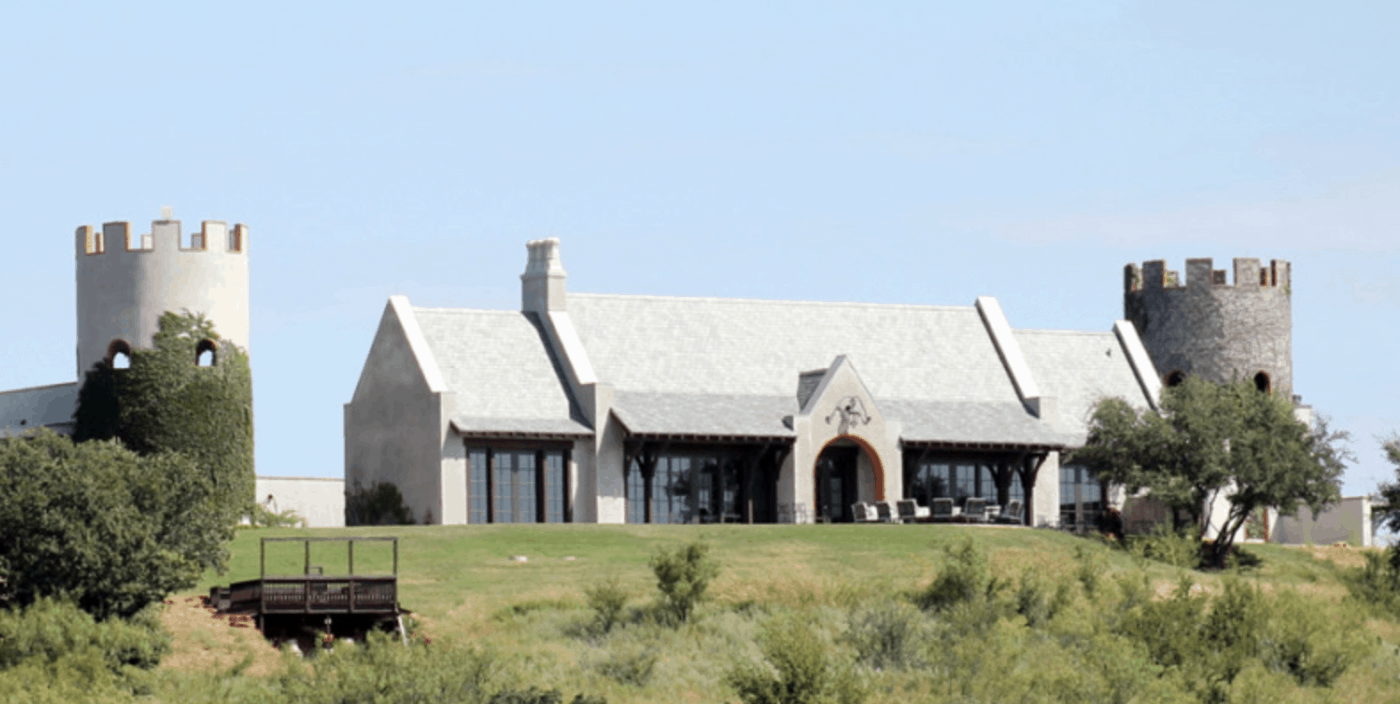 Texas- Greystone Castle