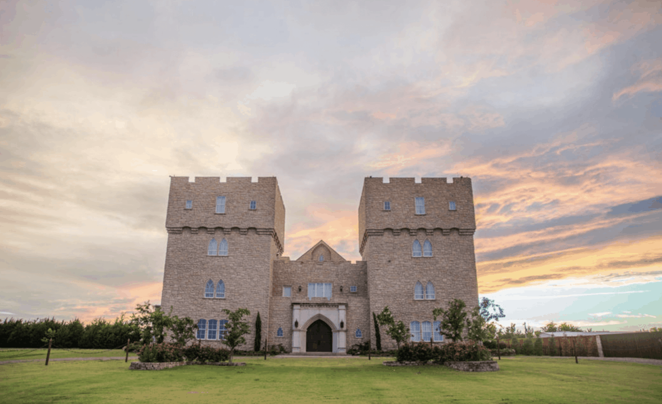 Texas - The Castle at Rockwall