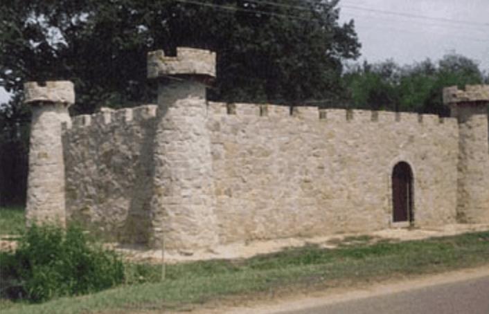 Texas - Darrell Wolcott's Castle