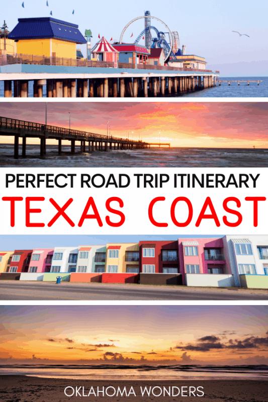 10 Days in Texas - Texas Gulf Coast Road Trip Itinerary