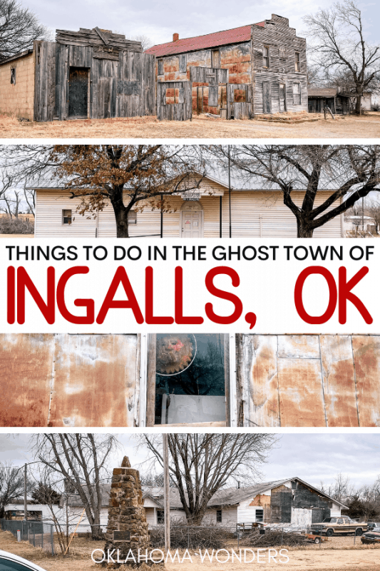 Things to Do in Ingalls Oklahoma
