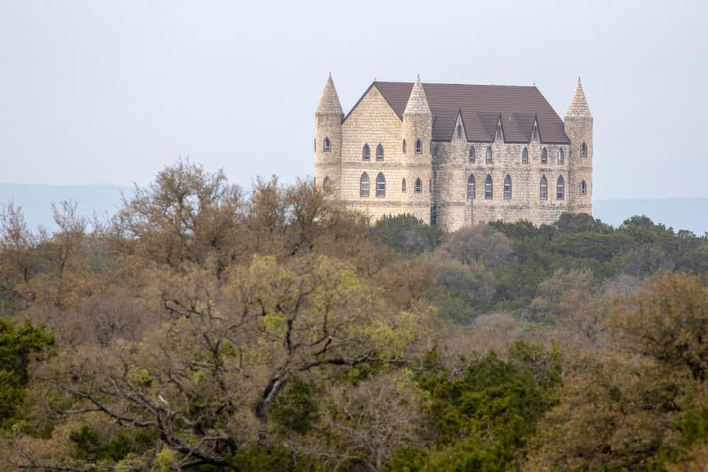 Texas - Falkenstein Castle in texas