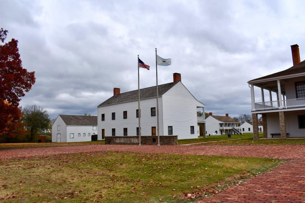 Kansas - Fort Scott National Historic Site