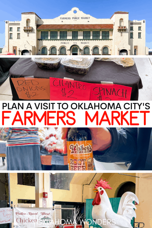 Things to Know Before Visiting the OKC Farmers Market