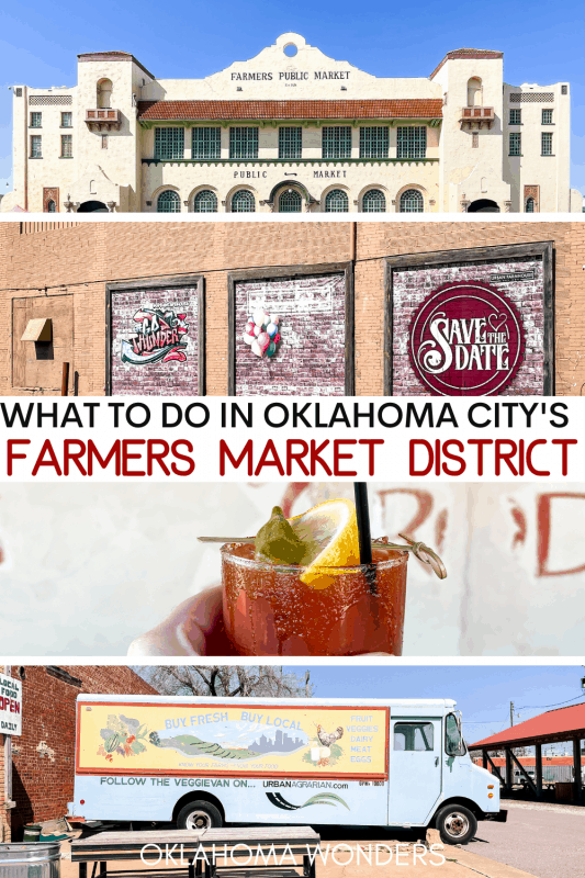 10 Things to Do in the Farmers Market District in OKC