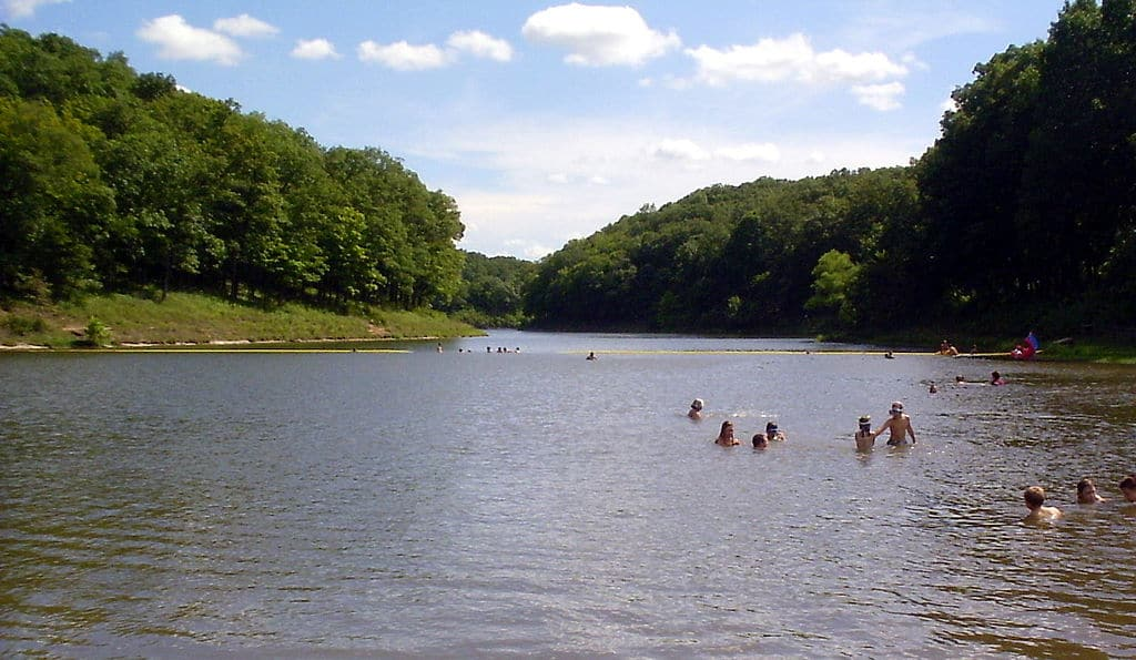 Missouri - Lake Lincoln - Cuivre River State Park