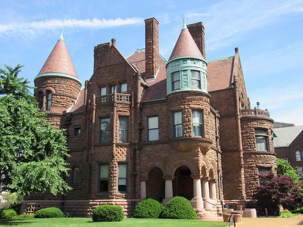 Missouri - St. Louis - Cupples Mansion