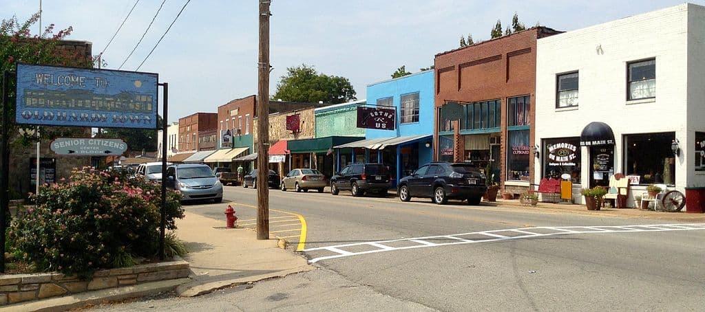Arkansas - Hardy - Main Street