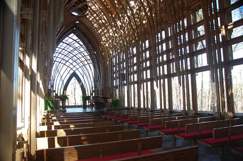 Arkansas - Bella Vista - Mildred B Cooper Memorial Chapel