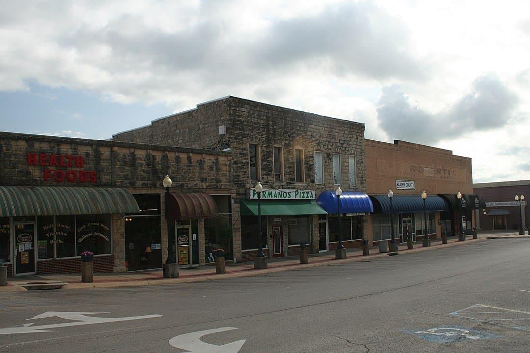 Arkansas - Mountain Home - Downtown Mountain Home Historic District
