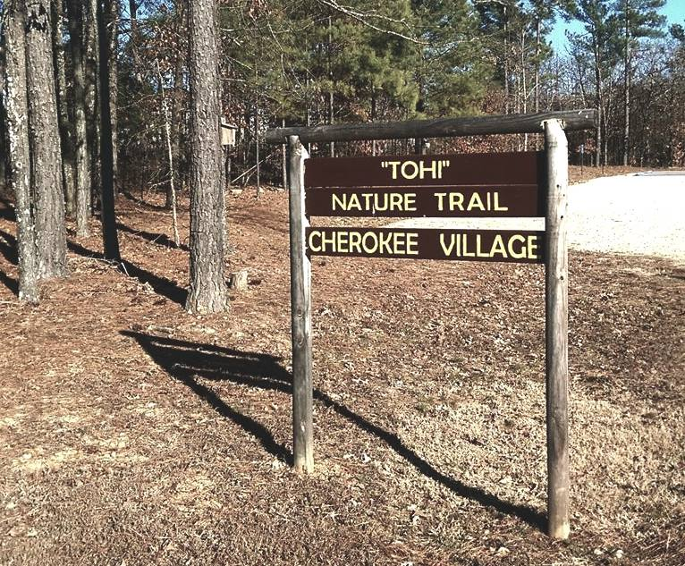 Arkansas - Cherokee Village - Tohi Nature Trail