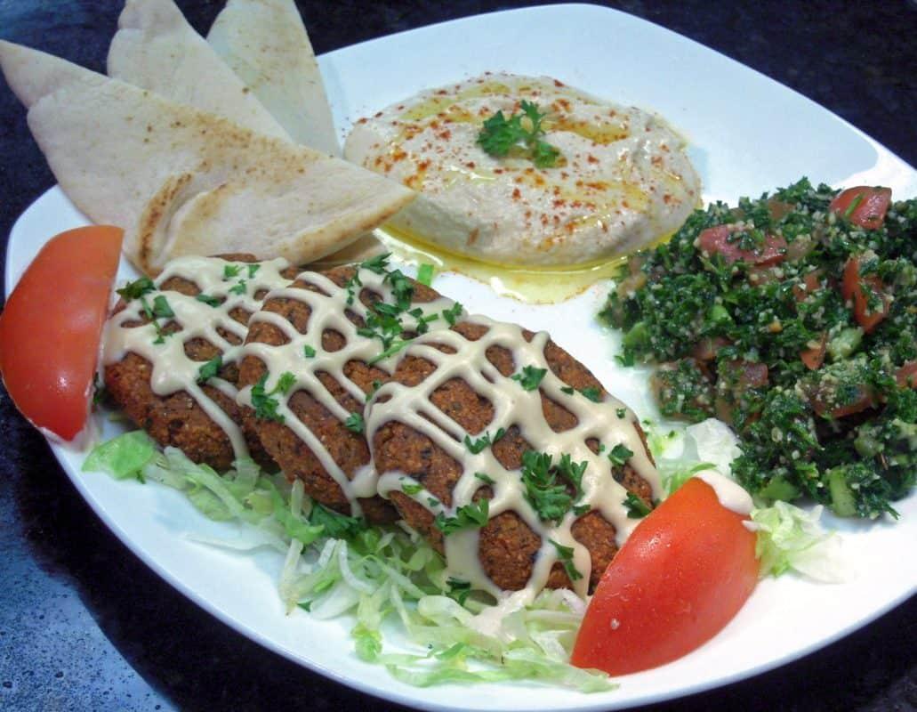 Oklahoma - Oklahoma City - Nunu's Mediterranean Cafe
