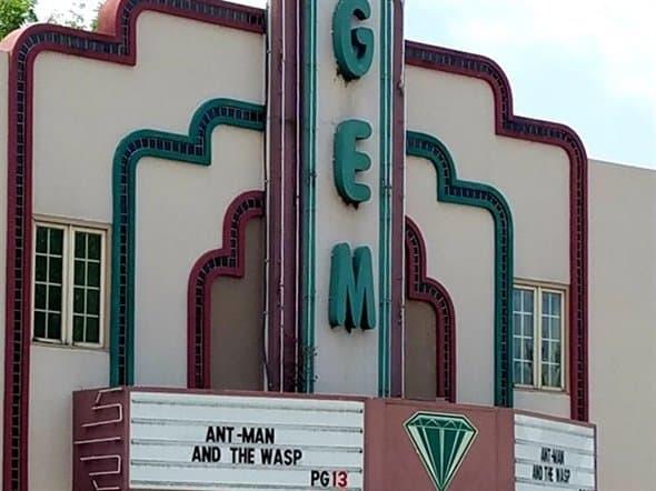 Arkansas - Heber Springs - Gem Theater