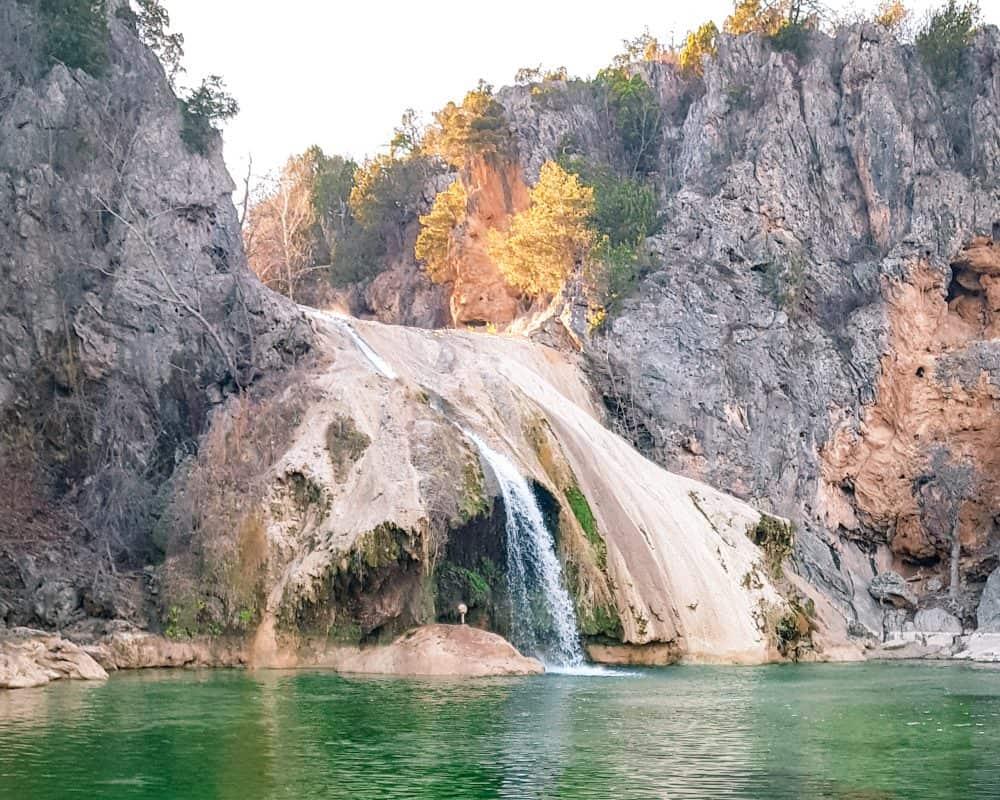 Oklahoma - Davis - Turner Falls