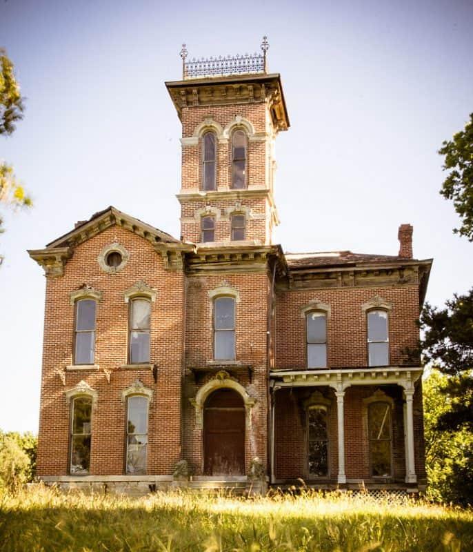 Kansas - Kansas City - Sauer Castle
