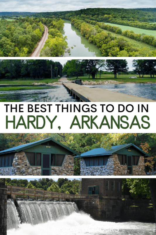 The Best Things to Do in Hardy, Arkansas