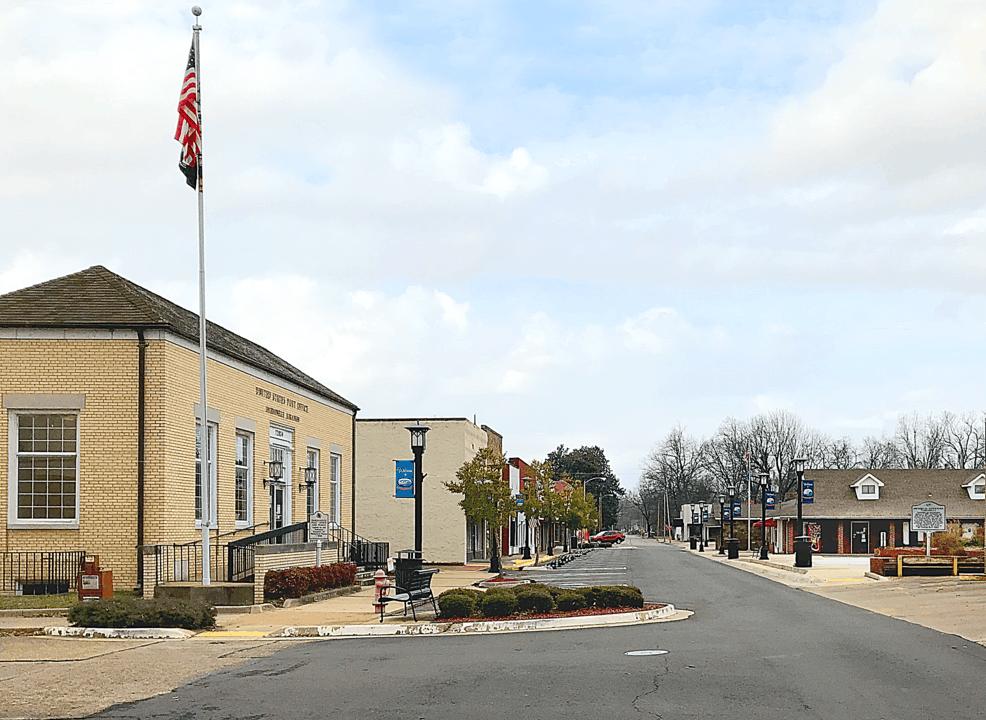 Arkansas - Dardanelle - Downtown