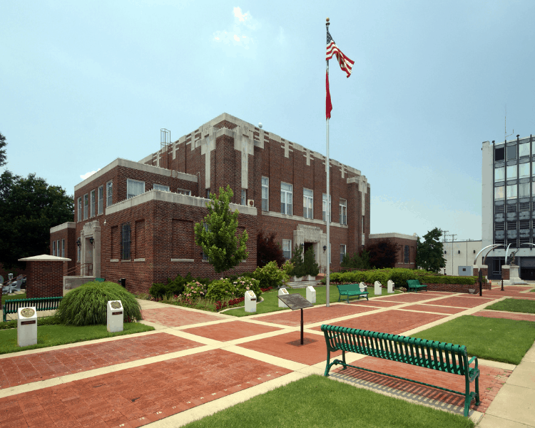 Arkansas - Jonesboro - Craighead County Courthouse