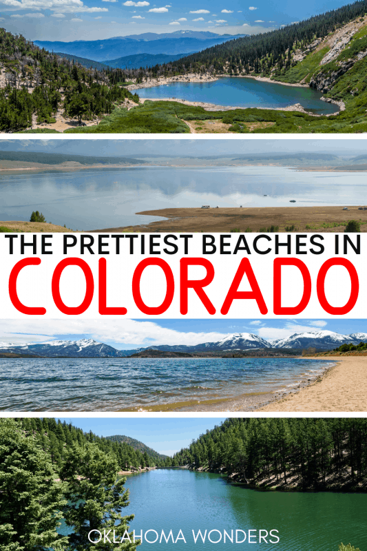 Best Beaches in Colorado