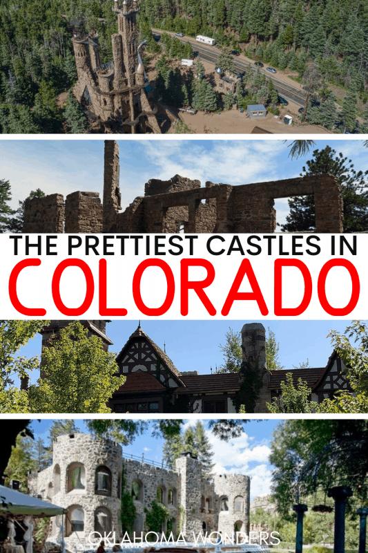 Colorado castles