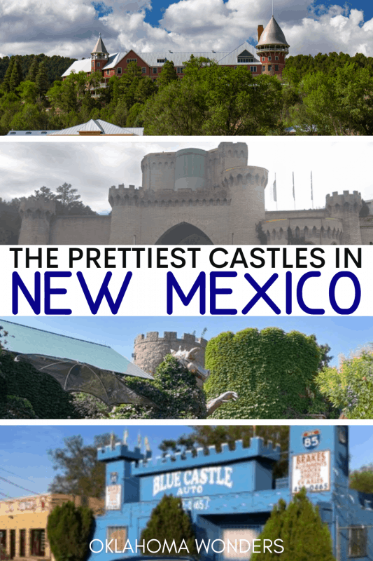 Best New Mexico Castles
