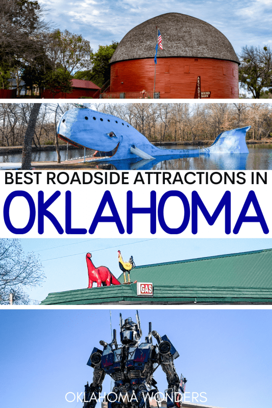 Best Oklahoma Roadside Attractions